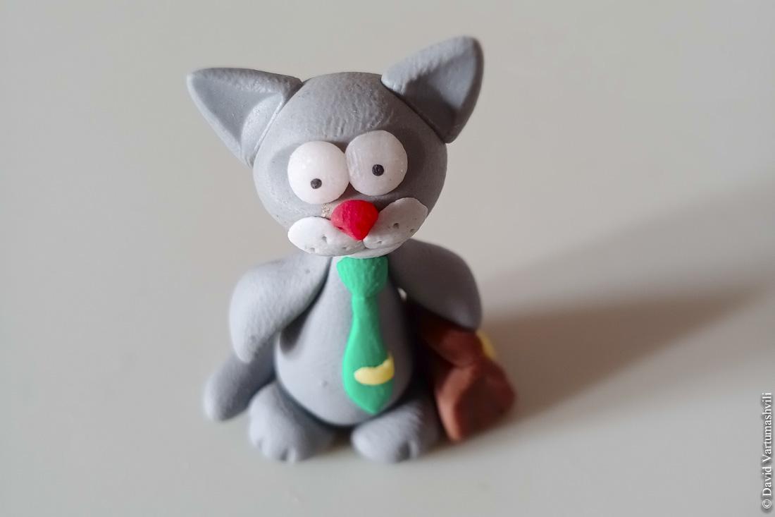 Геленджикский кот