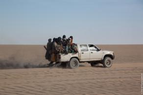 Чад, дорога в Эннеди