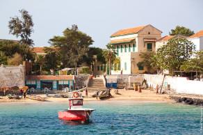 Сенегал, остров Горе