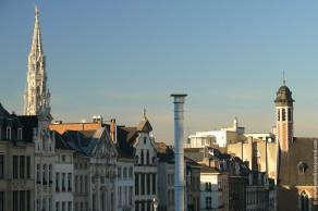 Брюссель, Гент, Брюгге и Антверпен - 2007