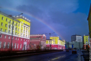 Россия, Норильск