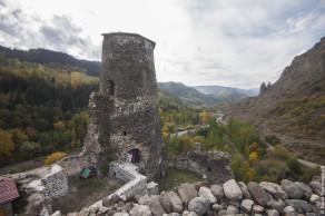 Крепость Шавшети