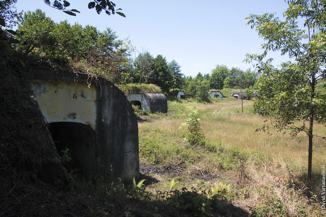Михайловская крепость.